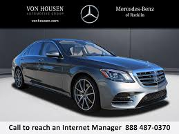 new 2018 mercedes benz s class s 450 sedan in rocklin n11971