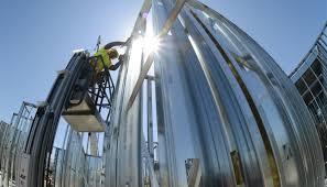 first oshpd approved light gauge steel frame structure leverages