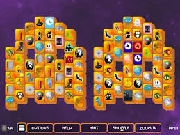 halloween card game mahjong halloween joy free android apps on google play
