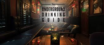 The Ultimate Retro Christmas Guide by The Ultimate London Underground Bar Guide Subterranean Bars