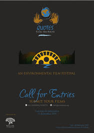 call for entries quotes from the earth an environmental