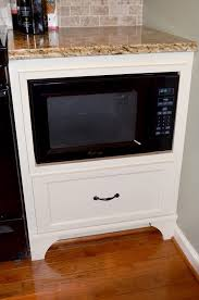 Microwave Storage Cabinet Kitchen Room Ge Profile Countertop Microwave Under Cabinet