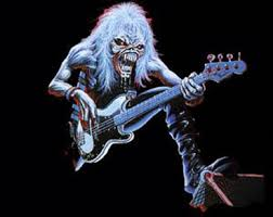 eddie iron maiden inside the s pictures guitar com