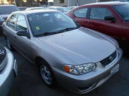 toyota corolla 2001 s 2001 toyota corolla ce 4dr sedan in san jose ca s auto sales