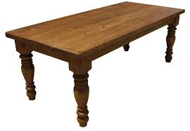 Plank Dining Room Table Dining Tables Rustic Wood Dining Room Set Farm Tables From