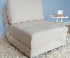 seemly single f out bed chair with f out chair bed rita beige