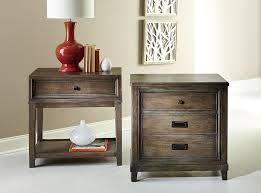 nightstand splendid american drew nightstand park p dining table