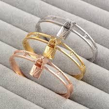 titanium bangle bracelet images Lv wholesale new fashion classic titanium bangle bracelet for jpg