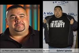Gabriel Iglesias Memes - lou pizarro guy from operation repo totally looks like gabriel