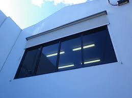 second storey blinds