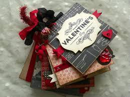 valentines1000 photo album 13 best scrapbook images on mini books