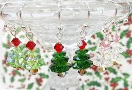 make take swarovski tree earrings 12 1 pumpkin