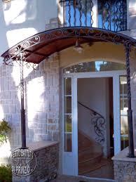 tettoia ferro battuto tettoia per esterno avec tettoie tettoie in ferro battuto tettoia