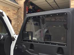 jeep jku half doors jeep half doors strike force zebra