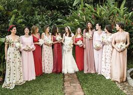 can you wear black red or even white to a summer wedding