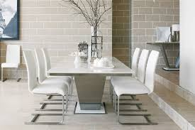 grey marble dining table minimalist white grey marble dining table set design ideas apse co