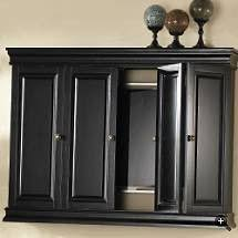 Flat Screen Tv Wall Cabinet With Doors Country Classics Painted Furniture Hillsboro Flat Screen Tv Wall