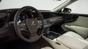 lexus interior 2018 gallery 2018 lexus ls interior autoweek
