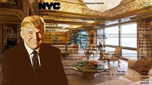 Trump S Penthouse Donald Trump Taxes Trump Tower Co Op Condo Abatement