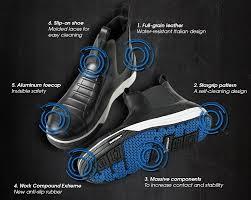 chaussure de securite de cuisine michelin présente ses chaussures de sécurité pour les chefs