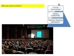 pecha kucha and effective business presentations