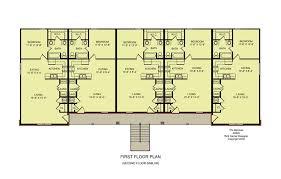 emejing 8 unit apartment building plans photos home decorating