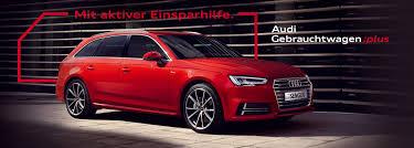 Autohaus Bad Schwartau Audi Gebrauchtwagen Plus Auto Senger