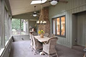 Screened In Patio Ideas Screened Porch Ideas Design Accessories U0026 Pictures Zillow