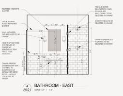 Floor Plans For Bathrooms With Walk In Shower by L U0027oro Designs U2013 Bungalow Bathroom Update