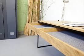 Kleiner Schreibtisch Eiche Design Office Schreibtisch N51e12 Design U0026 Manufacture
