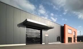 porte per capannoni sostenibilit罌 e design in sinergia gli specialisti in frigotermia