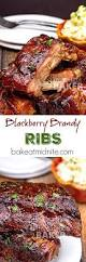 blackberry brandy ribs the midnight baker