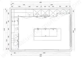 plan cuisine 10m2 plan cuisine gratuit 20 plans de 1 m2 32 c t cuisines ouvertes