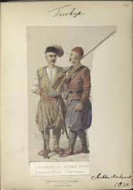 Ottoman Reform Chefs Assistants Porters The Vinkhuijzen Collection Of