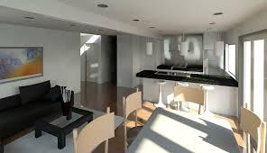 loft conversion open plan ground floor design ideas for home renovations refresh renovations