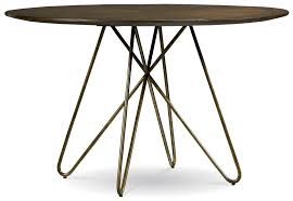 round hairpin coffee table round dining table with legs best gallery of tables furniture
