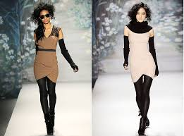 show review tracy reese fall winter 2010 ready to wear fashion