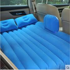 car travel inflatable mattress inflatable bed camping back seat