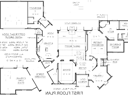 one story floor plans open house best gorgeous home corglife