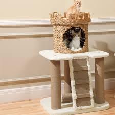 cat furniture contemporary cat trees table top modern contemporary cat tree