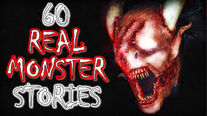 60 true stories of real monsters bigfoot werewolves aliens and