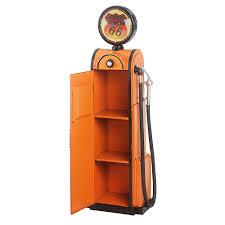 deco route 66 chambre meuble pompe a essence decoration mobilier chambre pompe