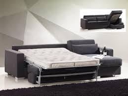 Modern Sofa Bed Sectional Leather Sectional Sleeper Sofa With Storage Centerfieldbar Com