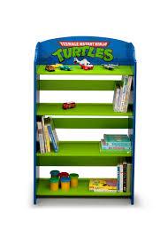 delta children nick jr paw patrol bookshelf walmart com