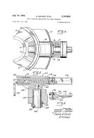 patent us3140835 bowl clamping mechanism for cone crushers