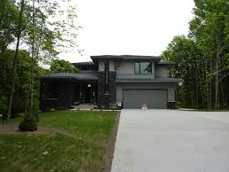 Prairie Style Houses Earl Young Houses Park Avenue Prowl Called By Was Built In His