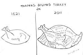 dr grub thanksgiving turkey history
