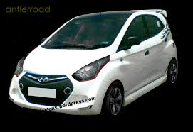 kereta hyundai images of hyundai eon modified car sc