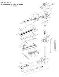 minn kota 55 wiring diagram minn kota wiring diagrams kota