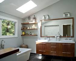 floating shelves bathroom storage wicker rattan drawer wall